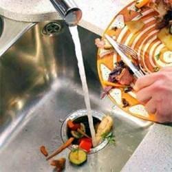 Установка утилизатор пищевых отходов. Самарские сантехники.