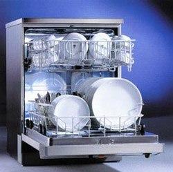 Установка встроенной посудомоечной машины. Самарские сантехники.