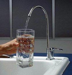Установка фильтра очистки воды город Самара