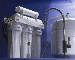 Установка фильтра очистки воды в Самаре