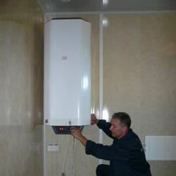 Установка водонагревателя в Самаре. Монтаж и замена бойлера г.Самара.