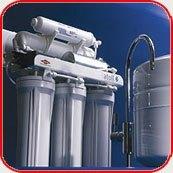 Картинка. Установка фильтра очистки воды в квартире, коттедже или офисе в Самаре