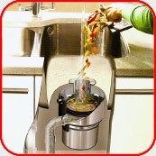 Картинка. Установка измельчителя пищевых отходов в квартире, коттедже или офисе в Самаре